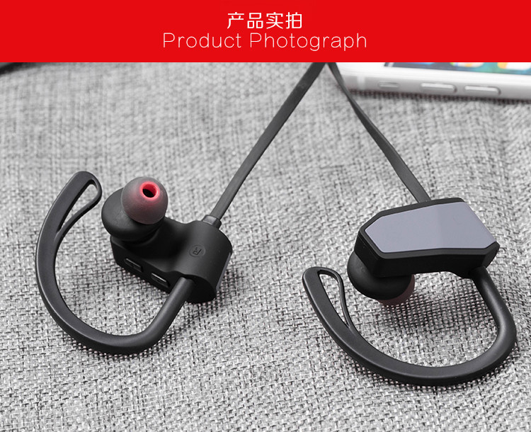Hexagonal Bluetooth headset Z10