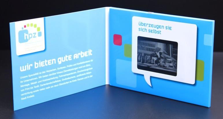 视频贺卡产品方案开发