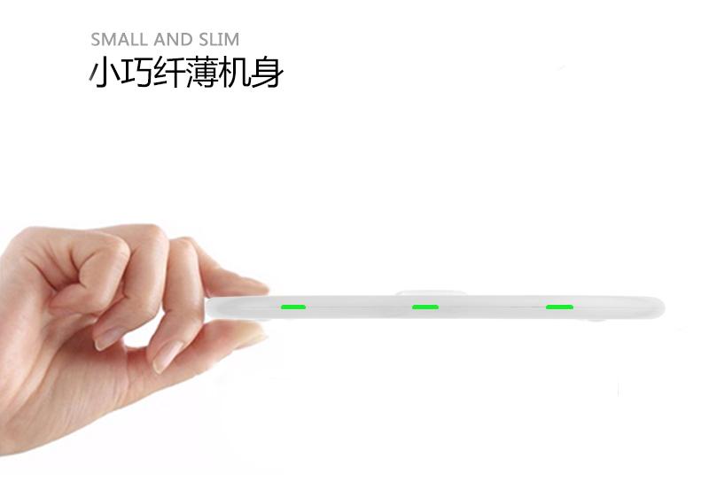 3in1智能无线充电器