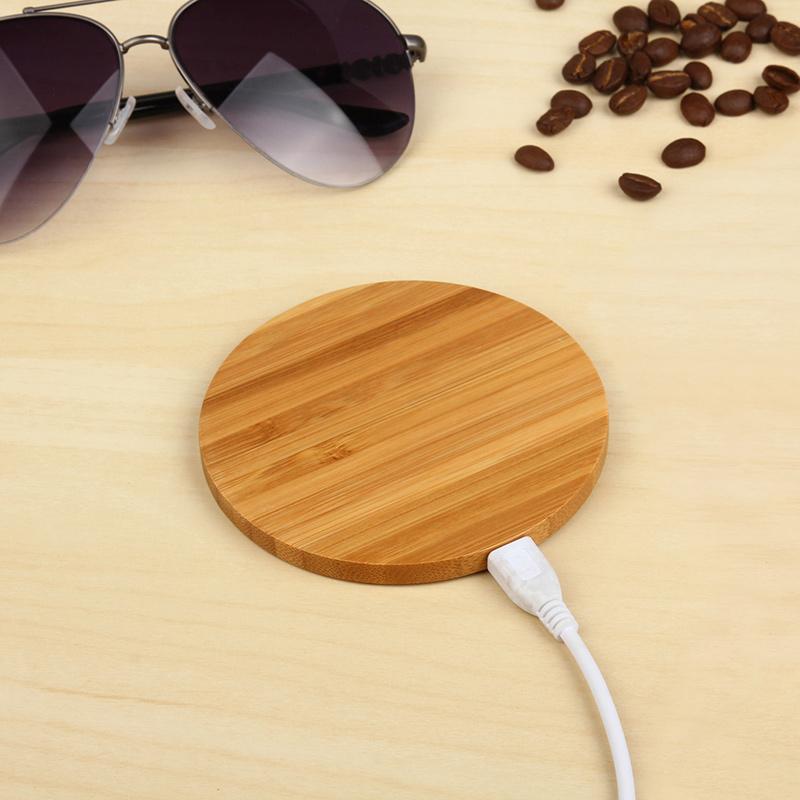 竹木无线充电器