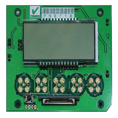Populated PCB assembly OEM design and manufacturing