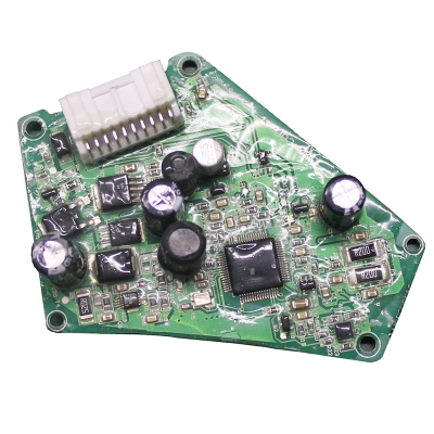 Battery car control board PCBA, electric motorcycle intelligent circuit board, single-sided PCBA control circuit board