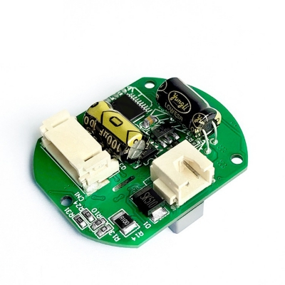 Fascia gun pcba program customization, massager brushless motor control board, MINI fascia grab charging circuit board