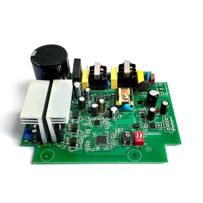 Pipe exhaust fan drive board, PCB circuit board processing design, program development, pipe exhaust fan control motherboard